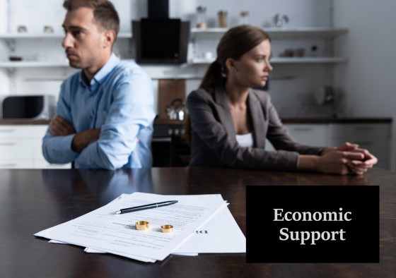 Your Rights When You Get Divorced: Economic Support