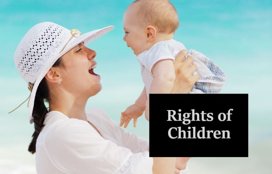 Your Rights When You Get Divorced: Rights of Children