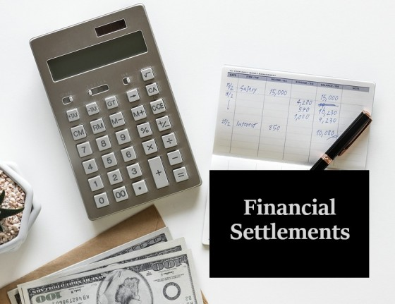 Your Rights When You Get Divorced: Financial Settlements