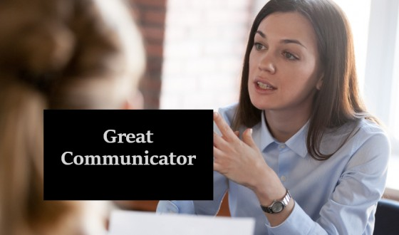 Great Communicator
