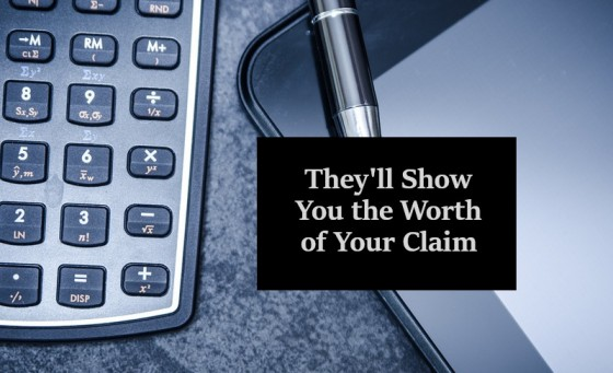 They Will Show You the Worth of Your Claim