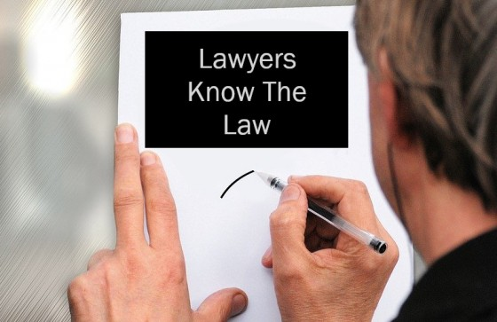 Lawyers Know The Law