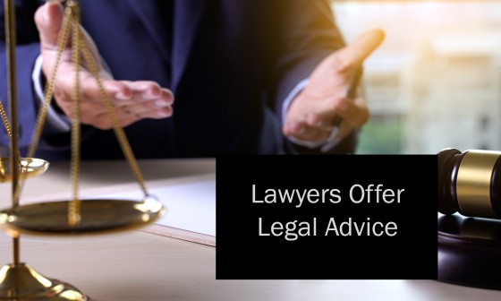 Lawyers Offer Legal Advice
