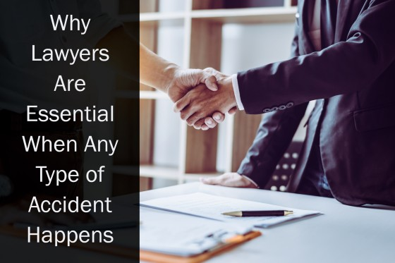 Why Lawyers Are Essential When Any Type of Accident Happens