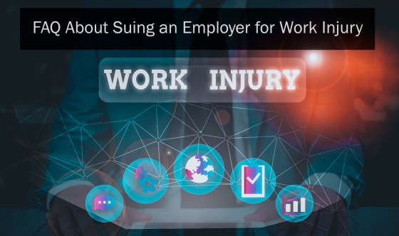 FAQ About Suing an Employer for Work Injury