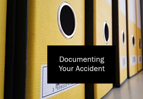 Documenting Your Accident