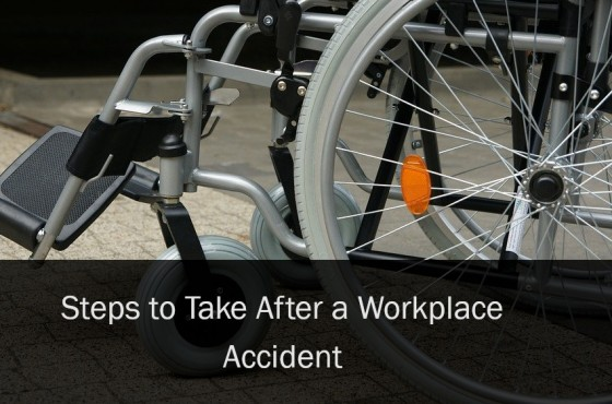 Steps to Take After a Workplace Accident
