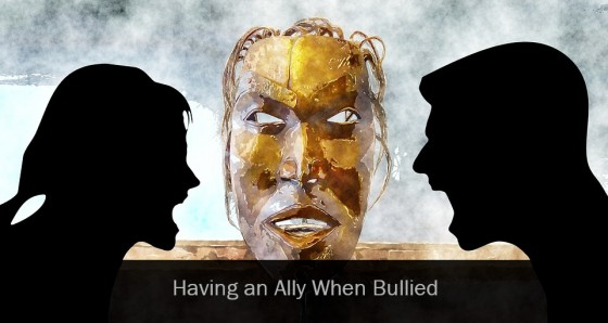 Having an Ally When Bullied