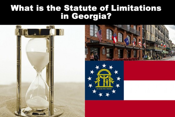 What is the Statute of Limitations in Georgia