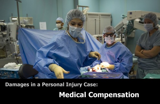 Personal Injury Damages: Medical Compensation