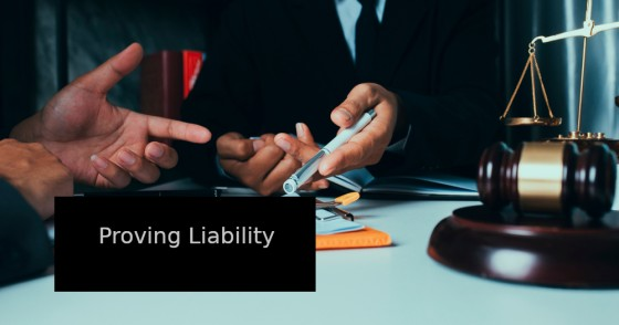 Proving Liability