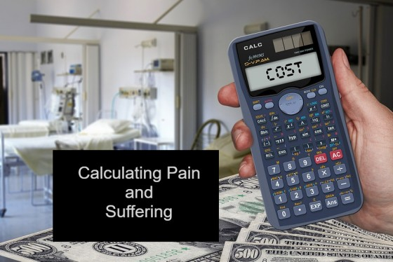 Calculating Pain and Suffering