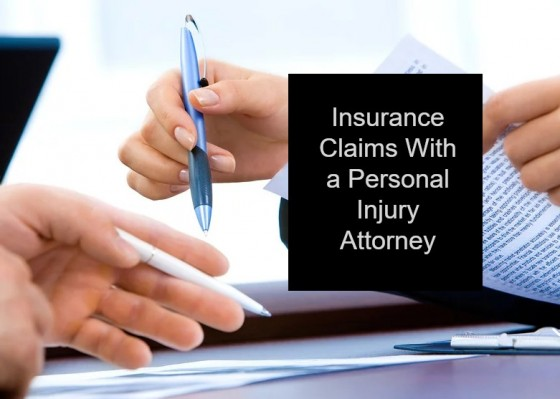 Insurance Claims With a Personal Injury Attorney