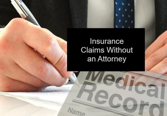 Insurance Claims Without an Attorney