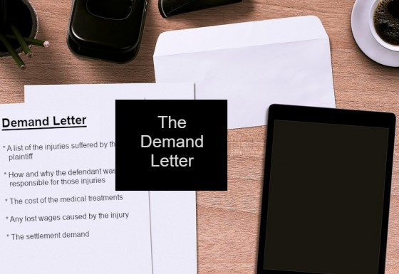 The Demand Letter