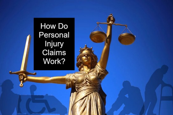 How Do Personal Injury Claims Work