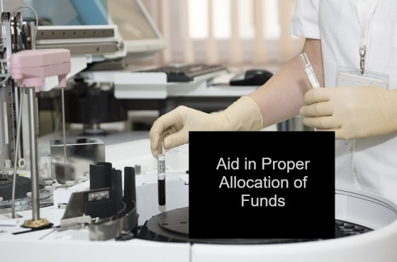 Aid in Proper Allocation of Funds