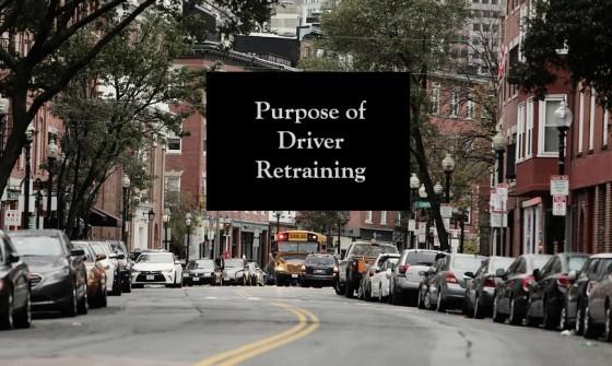 Purpose of Driver Retraining Programs
