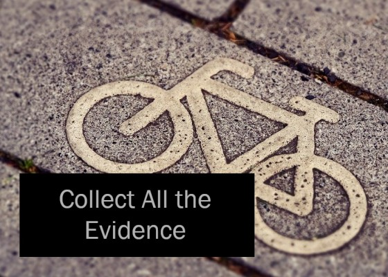 Collect All the Evidence
