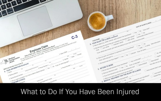 What to Do If You Have Been Injured