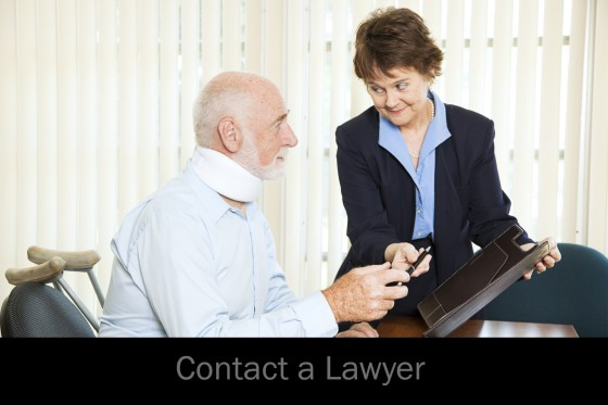 Contact a Lawyer