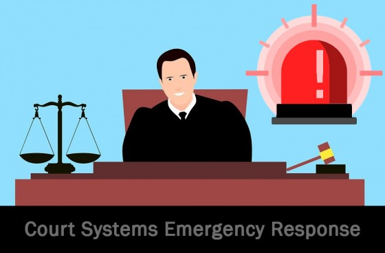 Court Systems Emergency Response