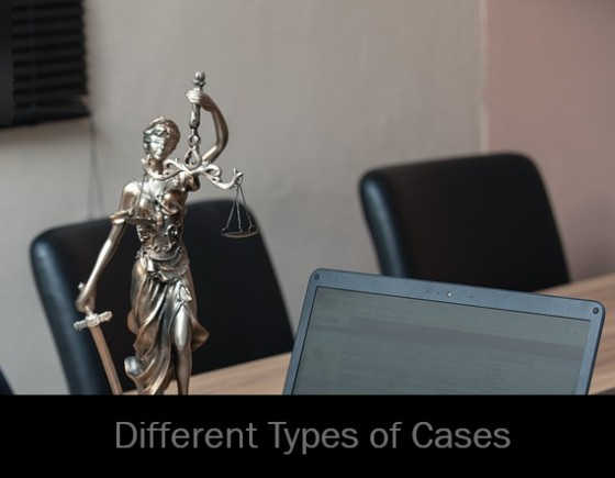 Different Types of Cases