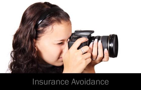 Insurance Avoidance
