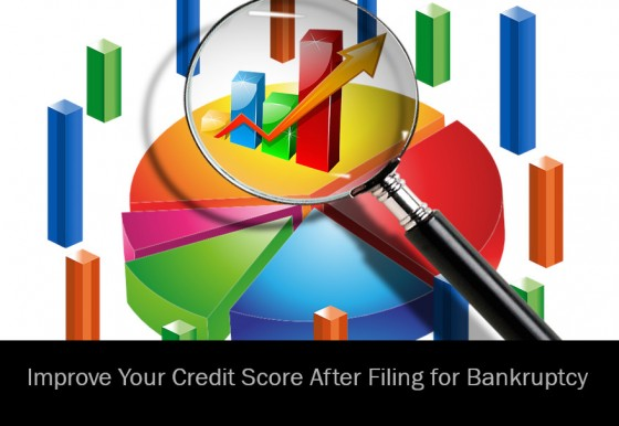 Improve Your Credit Score After Filing for Bankruptcy