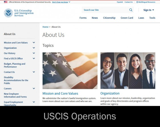 USCIS Operations