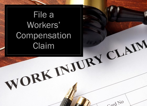 File a Workers' Compensation Claim