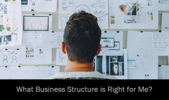 What Business Structure is Right for Me
