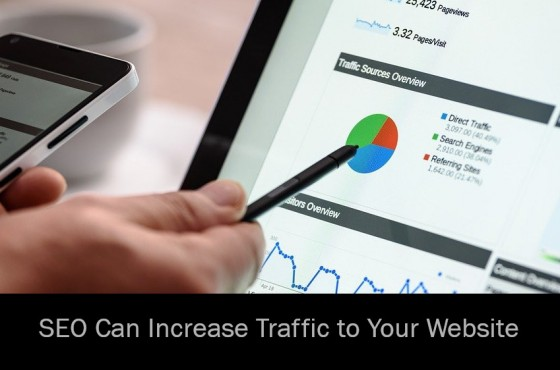 SEO Can Increase Traffic to Your Website