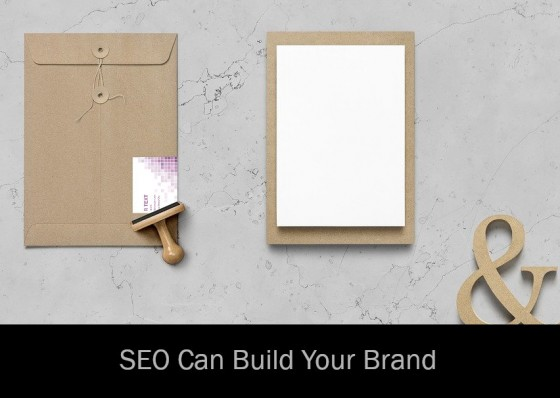 SEO Can Build Your Brand