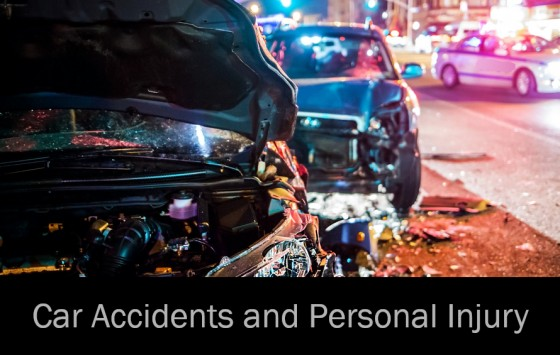 Car Accidents and Personal Injury