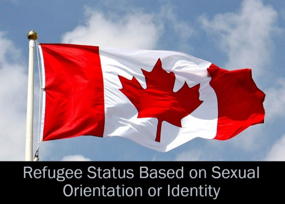Refugee Status Based on Sexual Orientation or Identity
