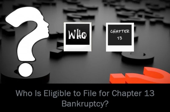 Who Is Eligible to File for Chapter 13 Bankruptcy
