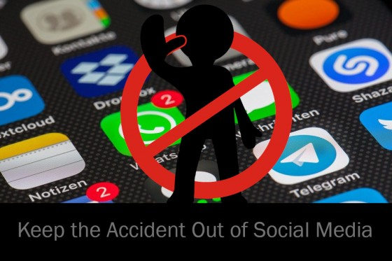 Keep the Accident Out of Social Media