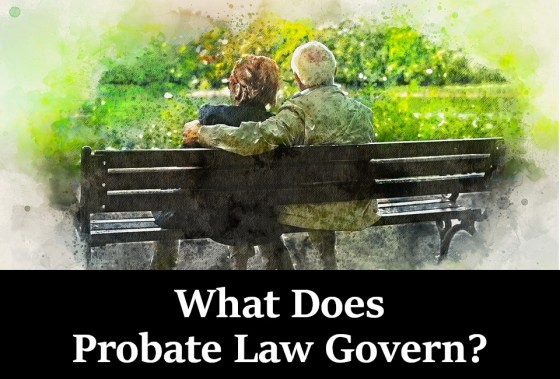 What Does Probate Law Govern