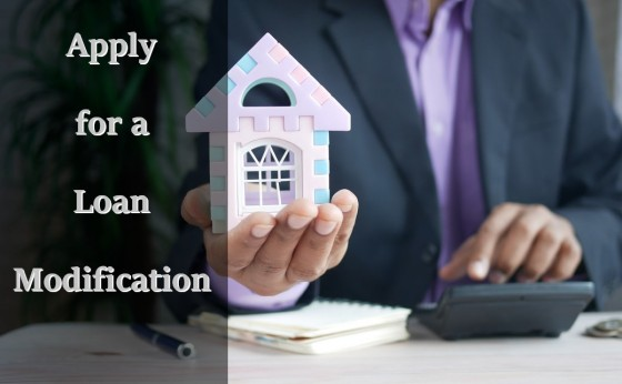 Apply for a Loan Modification