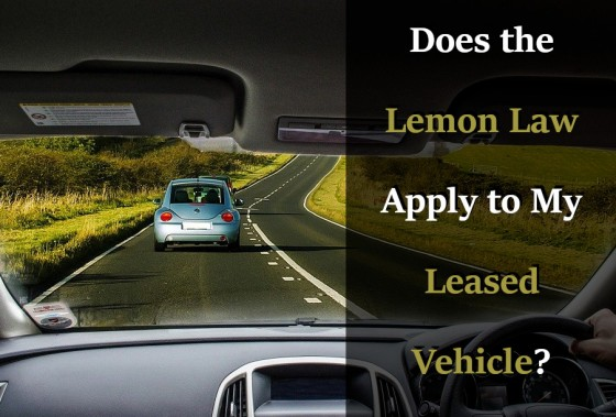 Does the Lemon Law Apply to My Leased Vehicle