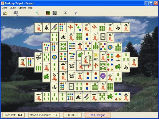 Desktop Taipei Screenshot
