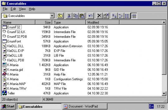Kleptomania Screenshot