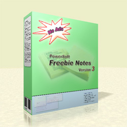 Freebie Notes Screenshot