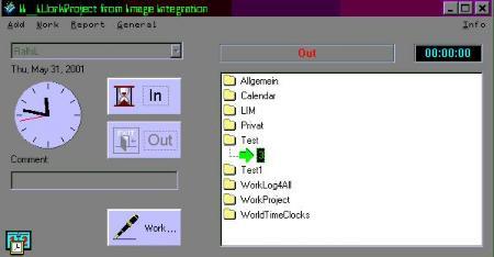 II_WorkProject Screenshot