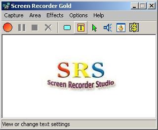 Screen Recorder Gold Screenshot