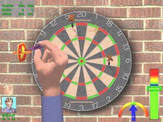 3D Darts Professional Screenshot