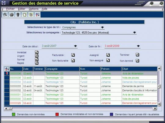 FastRequest Screenshot
