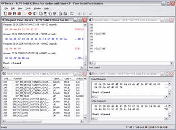 Free Serial Port Monitor Screenshot