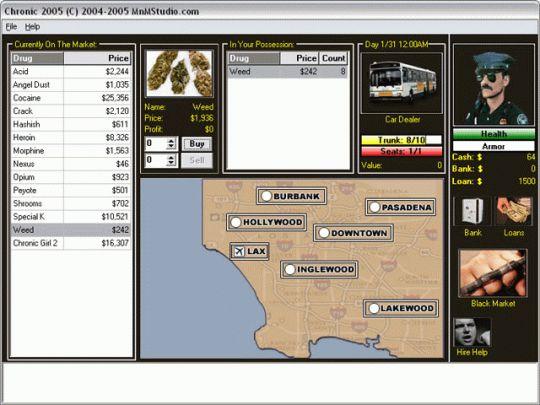 Chronic 2005 Screenshot